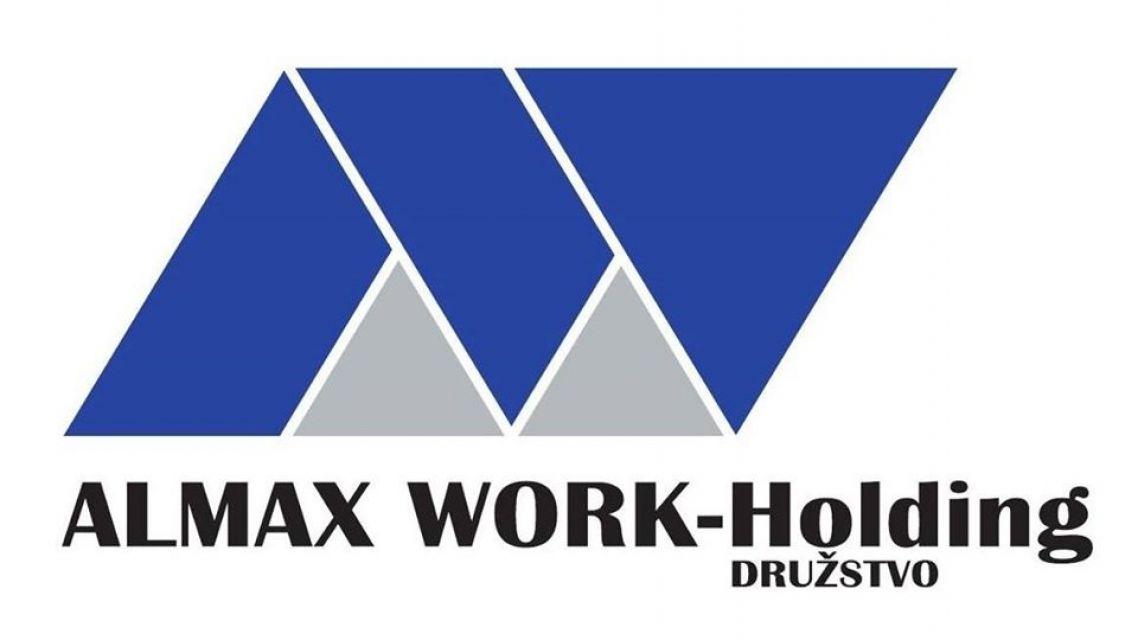 Ponuka práce - ALMAX WORK-Holding