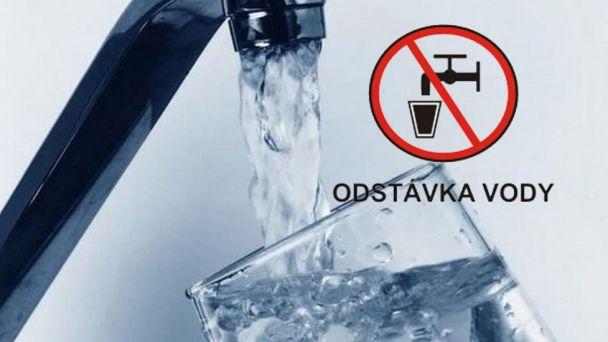 Plánovaná odstávka dodávky pitnej vody